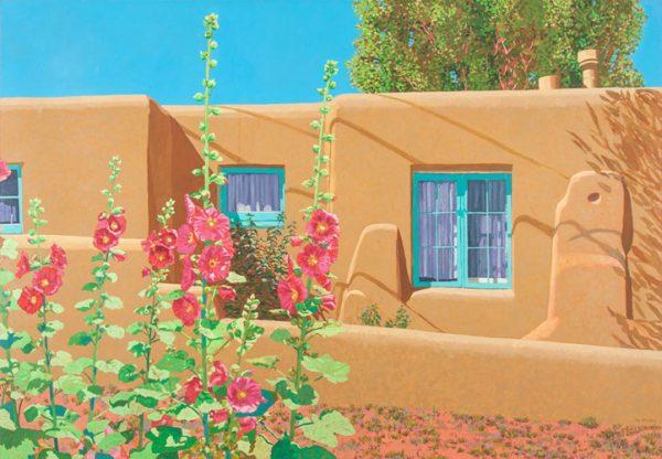 House in Santa Fe, 1979