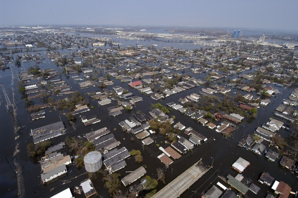 Fine Art Insurance 101 discusses the risk of flooding