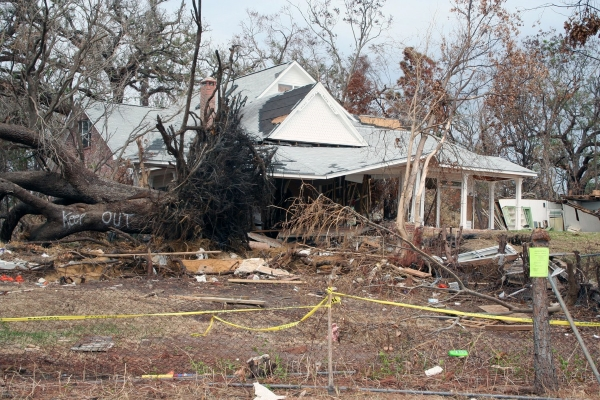 Fine Art Insurance 101 discusses the damage that can occur from hurricanes